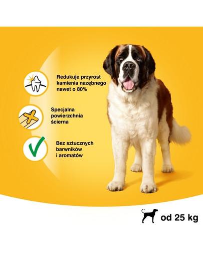 PEDIGREE DentaStix kramtalas didelių veislių šunims 270 g