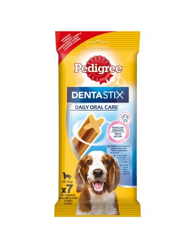 PEDIGREE DentaStix kramtalas vidutinių veislių šunims 180 g