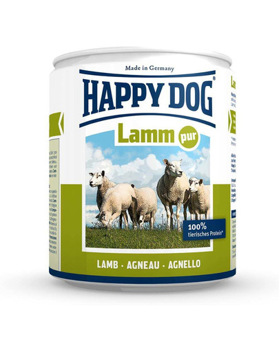 Happy Dog Lamm Pur konservai šunims su ėriena 200 g