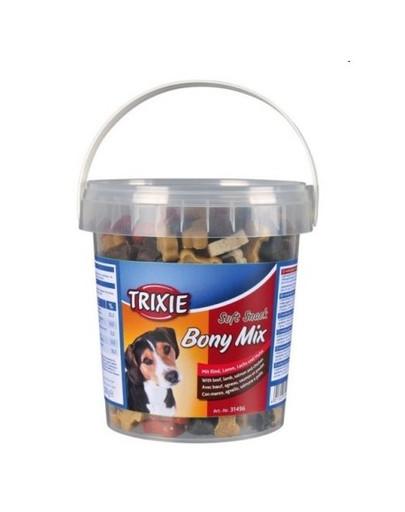 Trixie Mix minkšti skanėstai kubeliai šunims 500 g