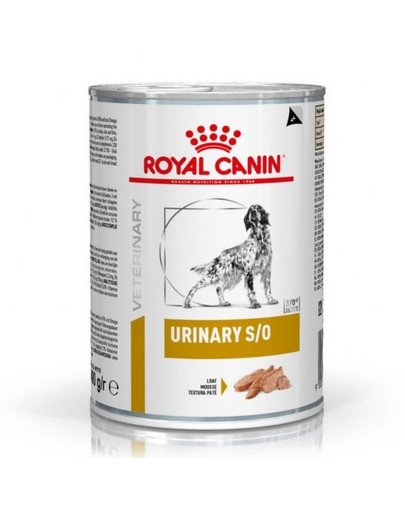 Royal Canin Dog Urinary konservai 410 g