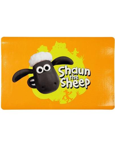 Trixie padėkliukas po dubenėliu avinas Shaun, 44 × 28 cm