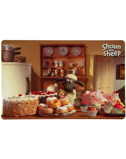 Trixie padėkliukas po dubenėliu Shaun Bakery, 44 × 28 cm