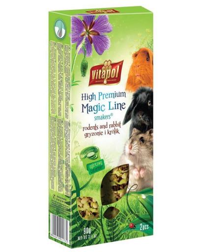 Vitapol Magic Line skanėstai graužikams su agurkais 2 vnt.