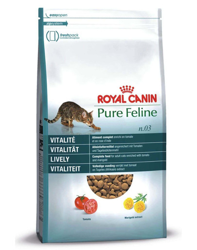 Royal Canin Pure Feline N.03 Lively 0.3 kg