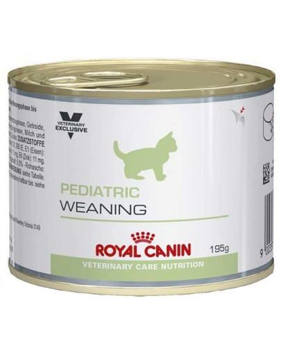 ROYAL CANIN Cat Pediatric Weaning konservai 195 g