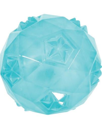 Zolux žaisliukas TPR Pop kamuoliukas 7.5 cm turkio spalvos
