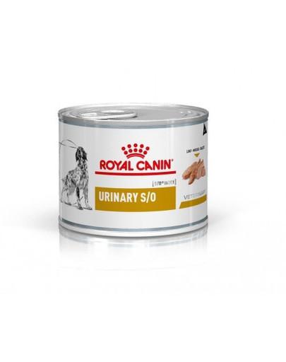 ROYAL CANIN Dog Urinary konservai 200 g