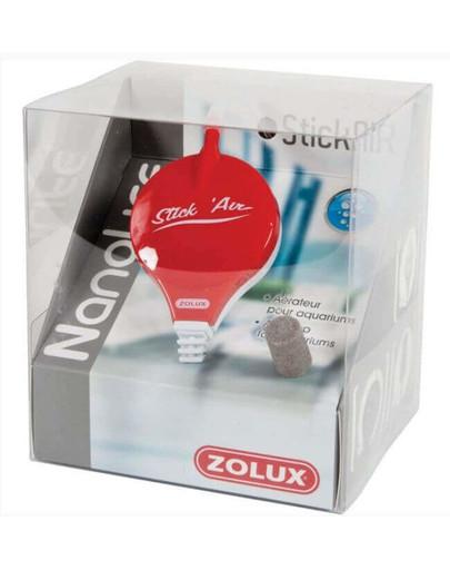 Zolux burbuliatorius Nanolife Stickair raudonas