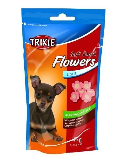 Trixie Esquisita Flowers skanėstai šunims su ėriena ir vištiena 75 g