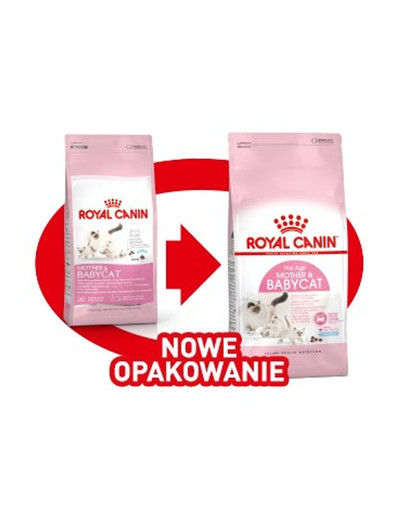 Royal Canin Babycat 34 0,4 kg
