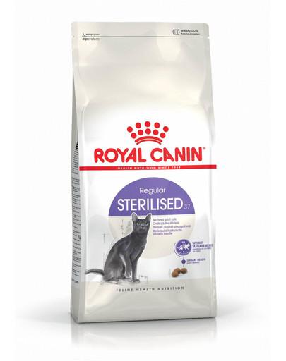 Royal Canin Sterilised 37 0,4 kg