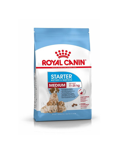 Royal Canin Medium Starter Mother & Babydog 12 kg
