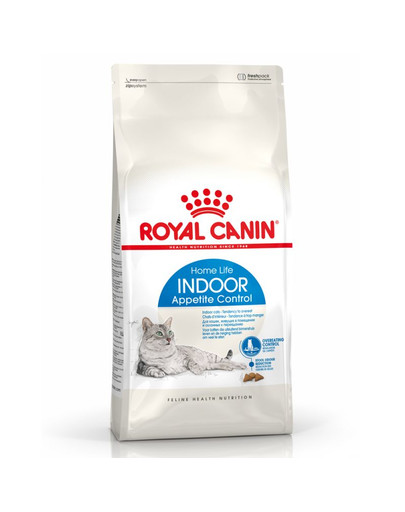 Royal Canin Indoor Appetite Control 2 kg