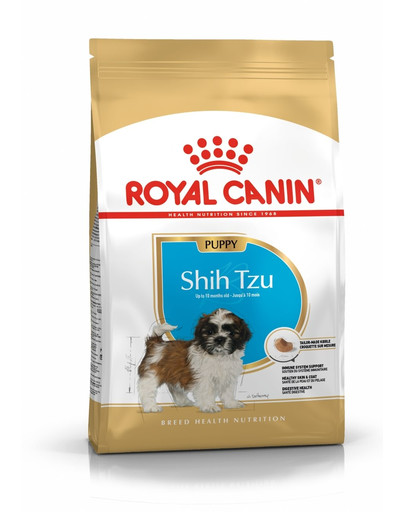 Royal Canin Shih Tzu Junior 1.5 kg