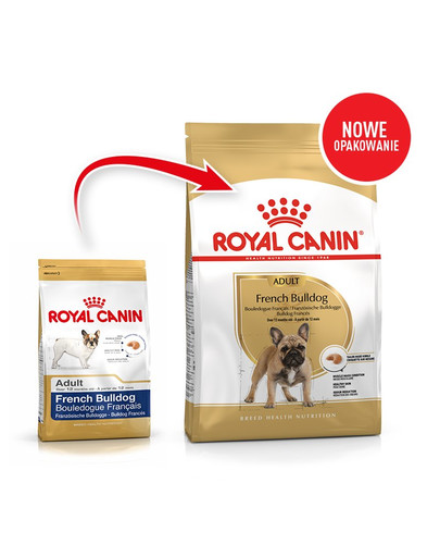 Royal Canin French Bulldog Adult 1,5 kg