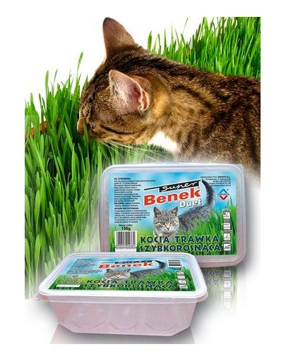 Benek Duet žolė katėms 150 g