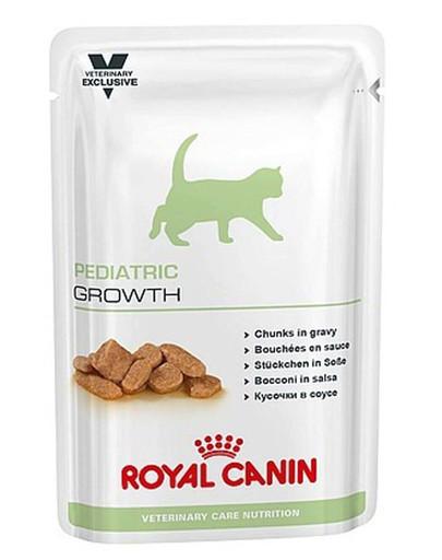 Royal Canin Vet Cat Pediatric Growth konservai 100 g
