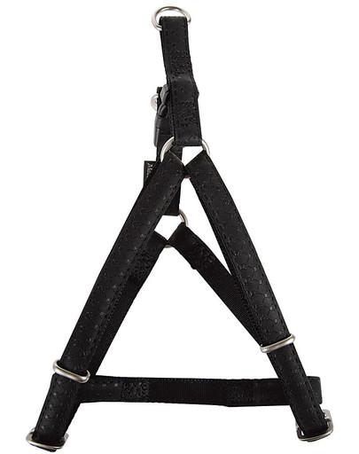 Zolux reguliuojamos petnešos Mac Leather 25 mm juodos