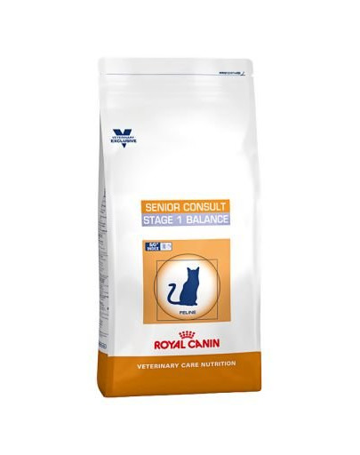 Royal Canin Vet Cat Senior Consult St 1 Balance 1.5 kg