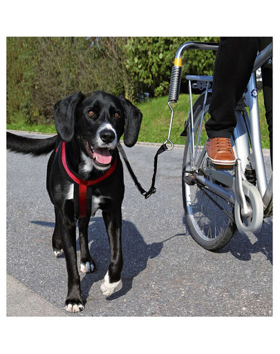 Trixie pavadėlis bėgiojimui, važiavimui su dviračiu