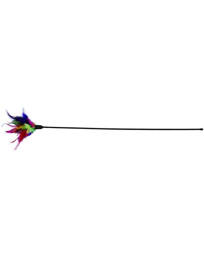 Trixie plunksnos ant lazdelės 50 cm