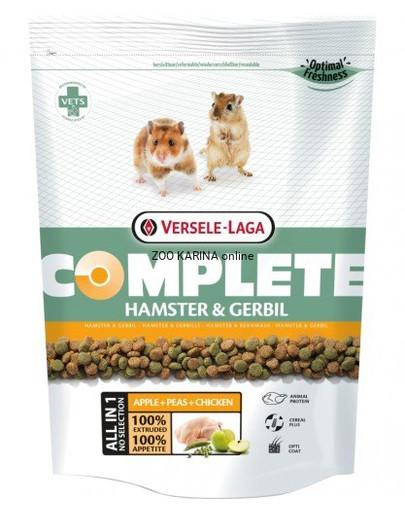 Versele Laga Complete Hamster žiurkėnų pašaras 500 g