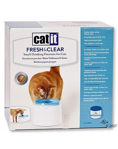 Catit Fresh & Clean vandens fontanas katėms 2 l