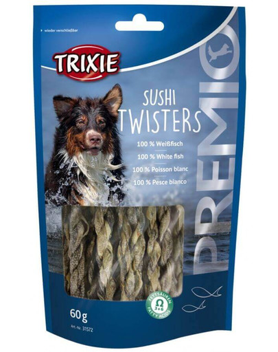Trixie Premio Sushi Twisters skanėstai šunims 60 g