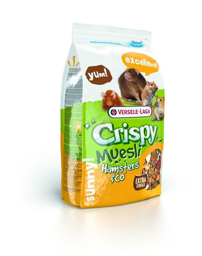 Versele-Laga Prestige 1 kg Crispy muesli - Hamster