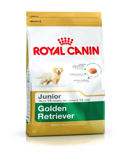 Royal Canin golden Retriever Junior 3 kg
