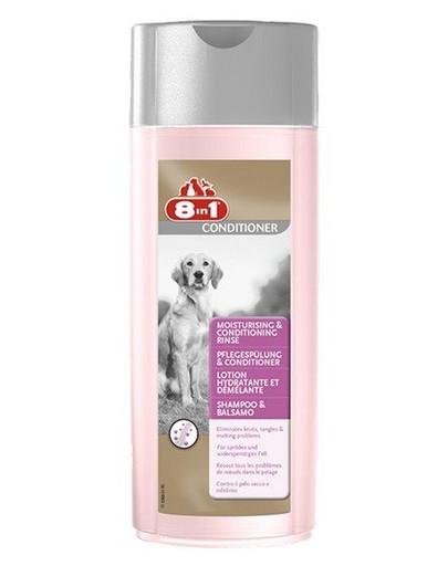 8in1 kondicionierius šunims 250 ml
