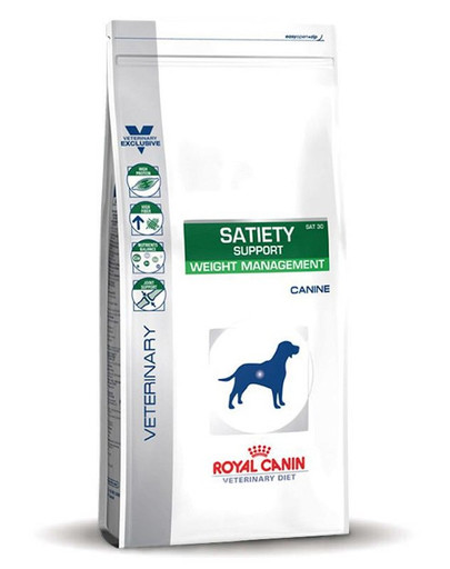 ROYAL CANIN Dog satiety support 1.5 kg
