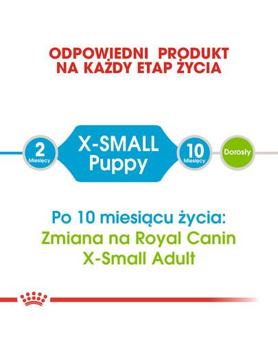 ROYAL CANIN X-Small junior 1.5 kg