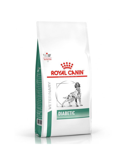 ROYAL CANIN Dog diabetic 1.5 kg