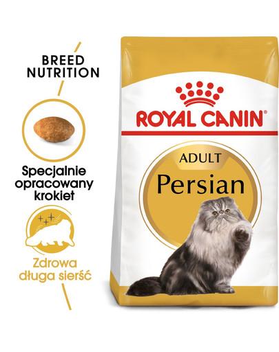 ROYAL CANIN Persian 10 kg + 2 kg dovanų