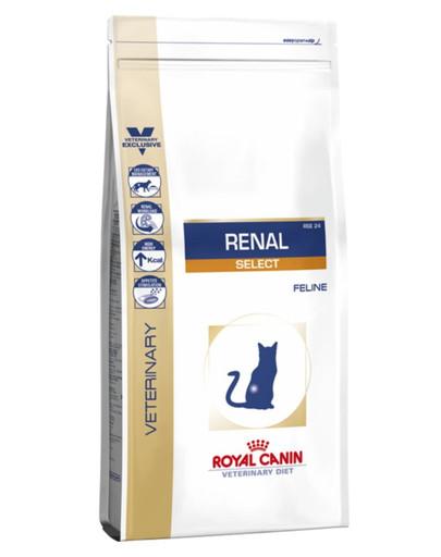 ROYAL CANIN Renal Select Feline 4 kg