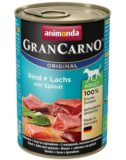 ANIMONDA Rdzawiec ze szpinakiem 800 g