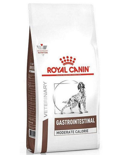 Royal Canin Dog gastro Intestinal Moderate Calorie 2 kg